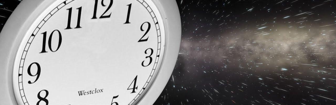 """Какво би се случило, ако няма """"време"""""""