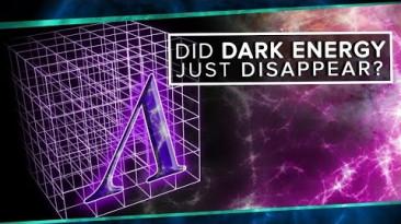 Тъмната енергия изчезна ли?!