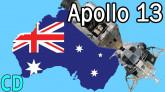 Как Австралия помага за спасяването на Аполо 13