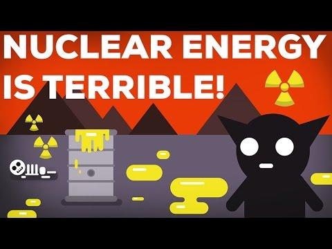 3 Причини защо Ядрената Енергия е Лоша (Ядрена Енергетика, част 2/3)