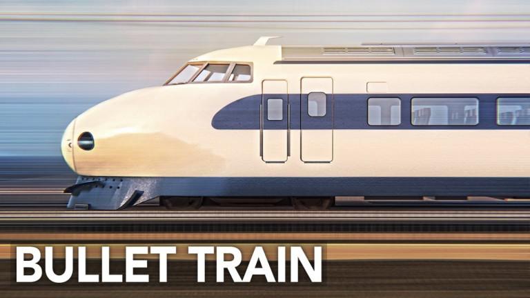 Защо този влак е завистта на света – Историята на Шинкансен
